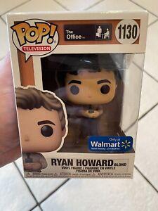 Funko Pop #1130 The Office Ryan Howard BLOND Walmart Exclusive Variant New Rare