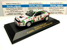 IXO ALTAYA 1/43 TOYOTA CELICA 4WD D.AURIOL B.OCCELLI TOUR DE CORSE 1994 DIECAST