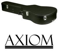 Axiom Acoustic Guitar Case Hard Case Dreadnought Guitar Western Guitar