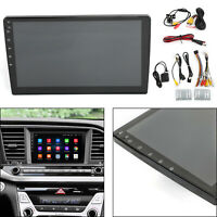 """10.1"""" Android 8.1 2 din Touch screen Autoradio stereo GPS Navi WIFI + Camera GG"""