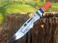 * BULLSON * MESSER BOWIE KNIFE HUNTING COUTEAN CUCHILLO COLTELLO JAGDMESSER