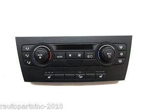 2006 BMW 325xi CLIMATE CONTROL UNIT HEAT A/C 6983944-01 OEM 06 07 08
