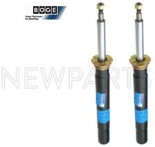 For BMW E30 325iX Pair Set of Front Suspension Struts Cartridge Insert Boge