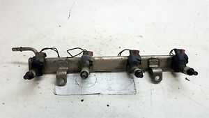 OEM 2007-2012 Dodge Caliber 2.0L L4 Fuel Delivery Rail w/ Injector Set Of 4