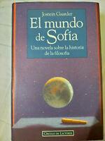 El mundo de Sofia : novela sobre la historia de la filosofia