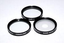 Unomat uvf323 Spot Filtro/fogfilter/DIFFUSORE FILTRI 37mm (Nuovo/Scatola Originale)