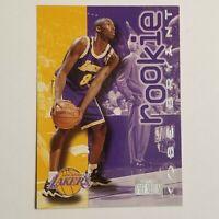 Kobe Bryant 1997 Skybox Premium Rookie Card#203 Lakers Guard RC