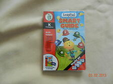 Leap Frog LeapPad K Smart Guide Stories Interactive Book Cartridge, Case