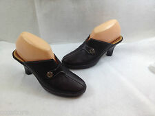 Cole Haan High Heel Clogs Shoes Womens Size 8 B