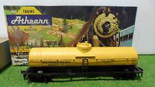 WAGON TRAIN CITERNE 40 FT S/D TANK SOUTHERN PACIFIC GASOLIN 1/87ème ATHEARN 1575