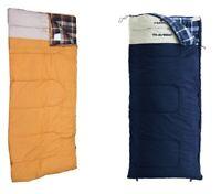 Ferrino Schlafsack Travel Deckenschlafsack leicht koppelbar Camping Wohnmobil