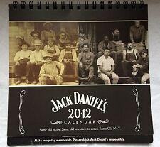 Jack Daniel's Calendar 2012