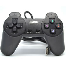 Wired USB 2.0 Gamepad PC Game Controller Joypad Joystick for Computer Laptop New