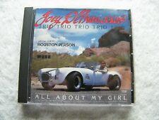 JOEY DeFRANCESCO TRIO - All About My Girl - CD MUSE 5528 - JAZZ Organ Hammond