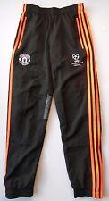 5+/5 Manchester United Original Adidas Football Pants Boys 11-12 Years AC1976