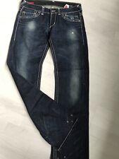 Neu trendige Designer Jeanshose Jeans orig. Guess + abgesetzten Nähten LP 280,-