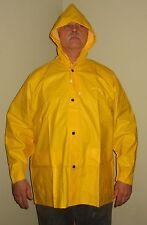 Vallen Rainguard III 3 Rain Jacket XXL 1030JH Yellow PVC Polyester