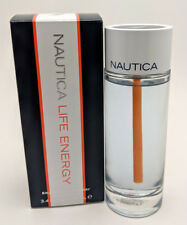 NAUTICA LIFE ENERGY EAU DE TOILETTE 3.4 Fl. oz./100 mL