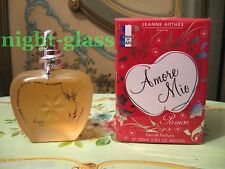 "EAU PARFUM FEMME-JEANNE ARTHES "" AMORE MIO PASSION "" MADE IN FRANCE-100 ML-NEUF"
