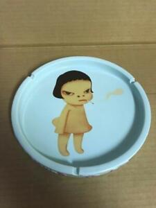 Yoshitomo Nara Ashtray To Young Toodai 2002 limited To Die Edition Art Japan
