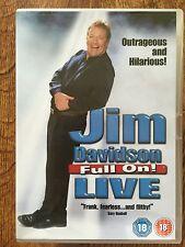 JIM DAVIDSON - JIM'S SILBER JUBILEE ~ Classic Stand-Up Comedy Show | UK DVD