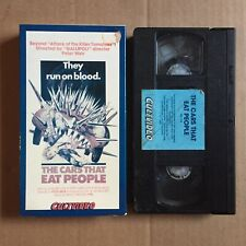 The Cars That Ate People (1974) VHS   CULT VIDEO