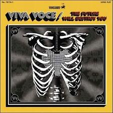 VIVA VOCE-FUTURE WILL DESTROY YOU  VINYL LP NEW