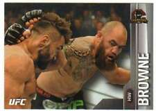 2015 Topps UFC Champions #117 Travis Browne