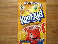 30 PINA-PINEAPPLE Kool Aid Drink Mix summer party fun taste popsicle flavor dye