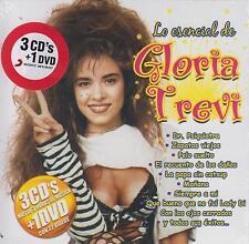 CD - Lo Esencial De Gloria Trevi NEW 3 CD's & 1 DVD 22 Videos FAST SHIPPING !