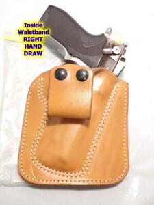 #028 83 DeSANTIS Cozy P IWB Holster for S&W 9mm S&W 639 659 5903 5904 5906 3906