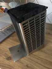 WMF Deluxe Stainless Steel Bristle Knife Storage Block (used)
