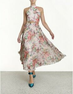 Zimmermann Sunray Picnic Dress | Floral , Size 0 SOLD OUT
