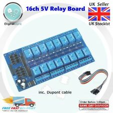 16 Channel 5V Relay Module Board Low Level Trigger - Arduino Raspberry Pi PIC