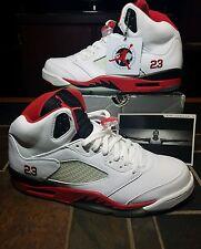 Jordan Retro 5 Fire Red 2006, Deadstock, US Size 11
