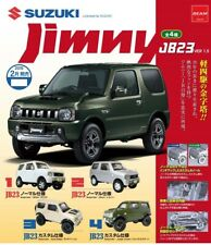 BEAM 1/64 Suzuki Jimny JB23 Ver.1.5 / Complete Set of 4 Figures