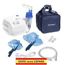 Omnibus BR-CN116 Nuevo inhalador Aparato para inhalación de medicamentos Blanco