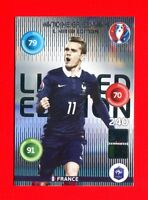 EURO FRANCE 2016 - Adrenalyn Panini - Card Limited Edition - GRIEZMANN - FRANCE