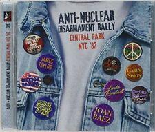 Bruce Springsteen - Anti-Nuclear Disarmament Rally Central Park 82 [CD]