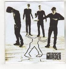 (GH609) Janice Graham Band, Murder / Assassiner - 2011 DJ CD