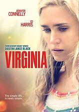 Virginia  DVD, 2012, Jennifer Connelly, Ed Harris, by Dustin Lance Black, Rare