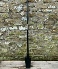 Caldwells Post Hole Spade - All Steel, Long Handle, Fencing, Grafter, Drainer