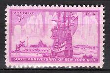 USA - 1953 300 years New York city - Mi. 647 MNH