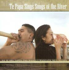 Morvin Simon - Te Papa Sings Songs Of The River (CD 2006) New Zealand Release