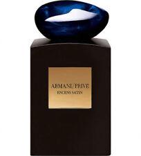 Armani Prive Encens Satin - Unisex Perfume EDP - 5ml Travel Fragrance Spray