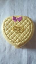 1994 Polly Pocket Strollin Baby Bluebird Quilted Yellow Heart 1 Figure