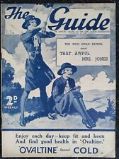 More details for vintage the guide girl guide magazine vol 17 #20 - august 26th 1937 - complete