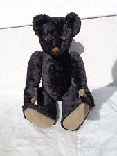 Teddybär schwarz