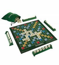 Original Scrabble Board Game Letters Tiles Family Family Junior Classic Design
