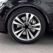 4x Durable Carbon Fiber Cover Car Wheel Eyebrow Strip Fender Flare Protector Hot
